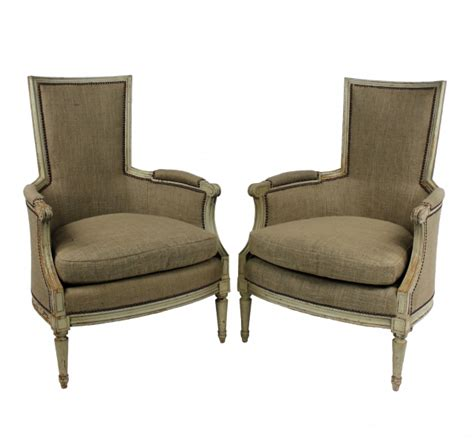 Pair Armchairs by Pair Armchairs