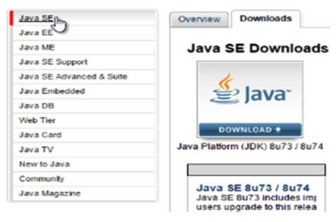 tutorial java se how to install jdk 8 and write the java hello world