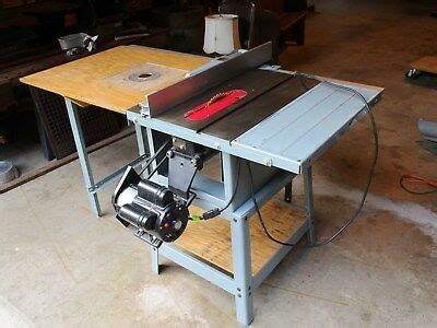 Delta Contractors 10 Inch Table Saw With Unifence 325