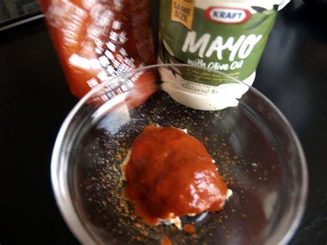 sriracha mayo healthier sriracha mayo ศร ราชามายองเนสซอส healthy