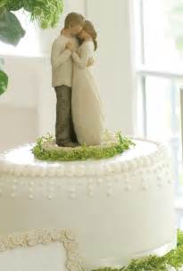 willow tree wedding cake topper willow tree cake topper my wedding