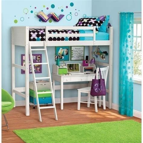 teen loft beds white loft bed twin kids teen ladder bunk bed bedroom