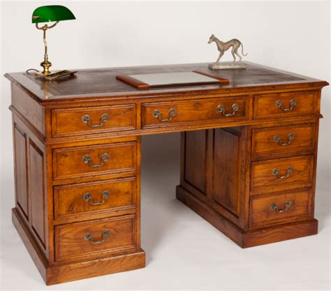 Traditional Desk by Trafalgar Traditional Desk From Country Desks