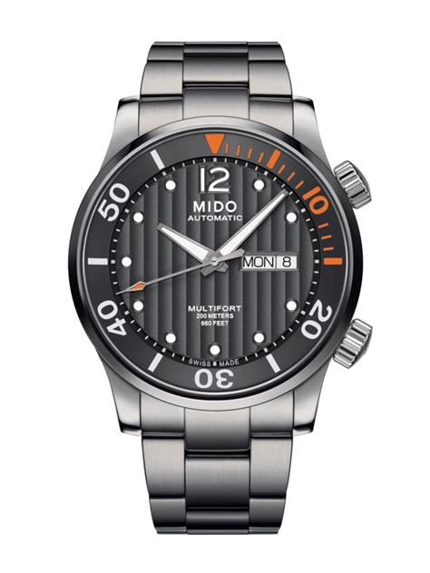Mido M005 930 11 060 00 3 mido multifort two crowns diver m005 930 11 060 00