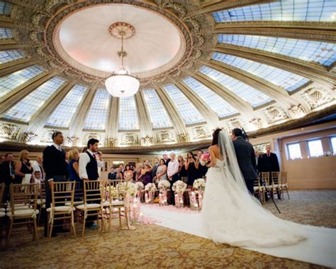 arctic room seattle historic arctic club wedding seattle wedding planners aisle of view