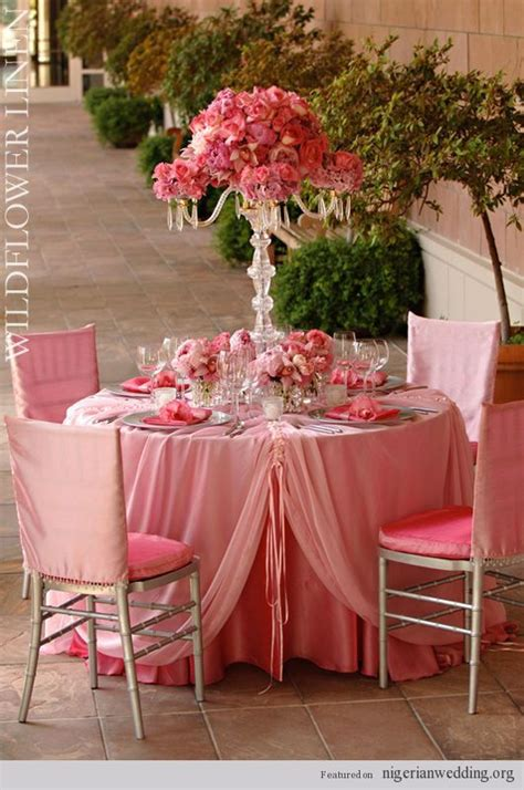coral and silver wedding reception 18 fabulous wedding reception color scheme chair table