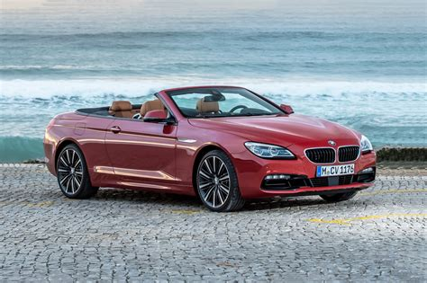 New Bmw 6 2018 by 2018 Bmw 6 Series Convertible Pricing For Sale Edmunds