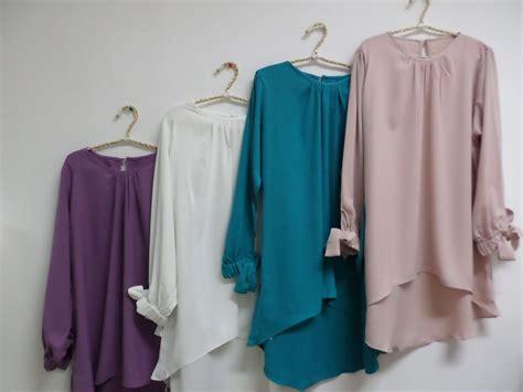 Jual Murah Baju Murah Tari Blouse jual baju blouse kerja wanita baju muslim baju murah house of needs