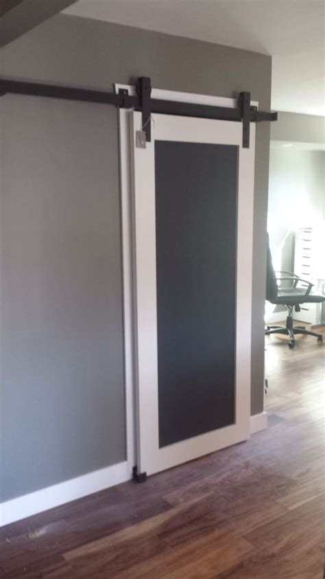 Chalkboard Sliding Closet Doors 113 Best Images About Interior Sliding Barn Doors On Pinterest Canada Sliding Barn Doors And