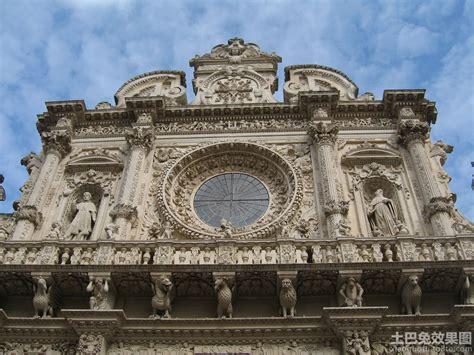 italian baroque architecture victorian architecture 巴洛克建筑风格效果图 土巴兔装修效果图