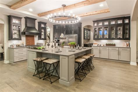 home and design show 2016 2016 indianapolis home show kitchen by fischer homes