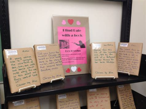 three blind dates books 120 best blind date with a book displays images on