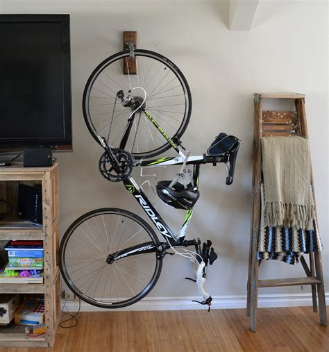 Bike Storage Inside Apartment 9 Ways To Store A Bike Indoors Unhinged