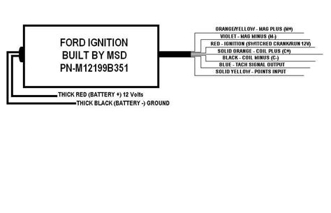 toyota 20r msd ignition wiring diagrams wiring diagrams