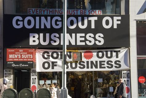 Search For Bankruptcy Us Retail Chains At Risk For Bankruptcy