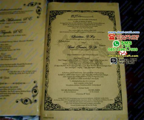 Undangan Murah Pernikahan Khitanan 1 undangan pernikahan depok unik murah souvenir pernikahan