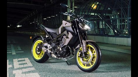 Motorradzubehör Yamaha Mt 09 by 2017 Yamaha Mt 09 Youtube