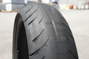 Dirt Bike Tire Wear Tech Tips How To Read Motorcycle Tire Wear Chaparral