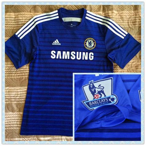 Jersey New Chelsea Home 14 best chelsea fc soccer jerseys images on