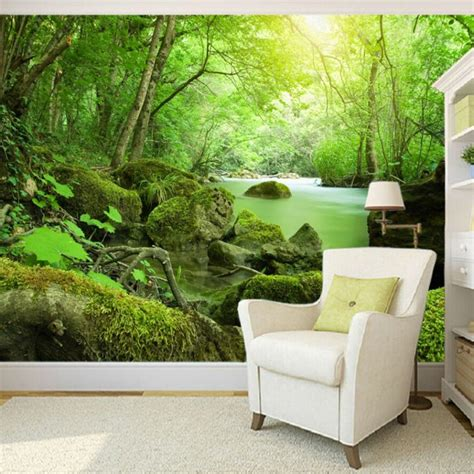wohnzimmer natur fototapete wohnzimmer natur olegoff