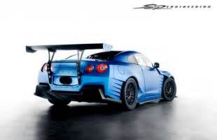 Nissan Fast Fast And Furious 6 Nissan Gt R Revealed Car Tuning