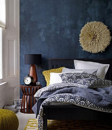linge de chambre 1001 id 233 es cr 233 er une d 233 co en bleu et jaune conviviale