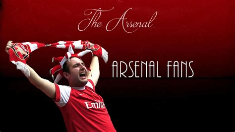 arsenal youtube arsenal fans youtube