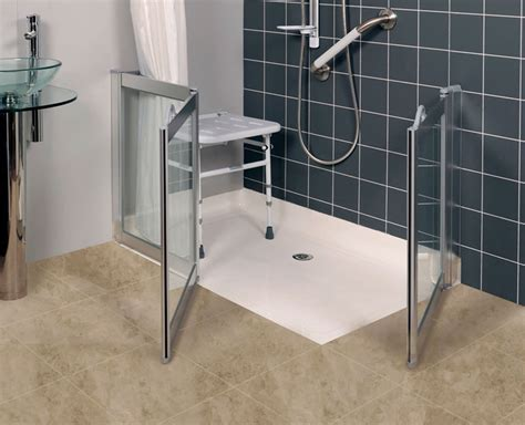 Inspire Half Height Shower Doors Latest Door Stair Design Half Height Shower Doors