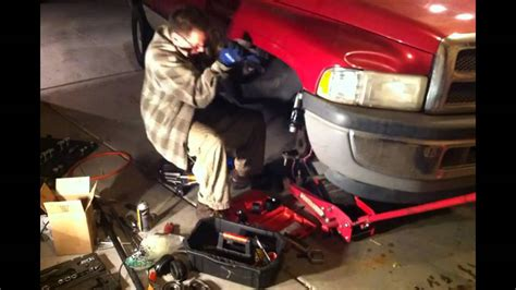 dodge ram ball joint replacement    time