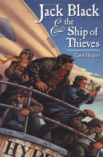 Black And The Ship Of Thieves biography of author carol hughes booking appearances