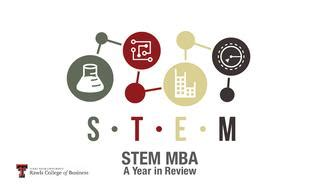 Stem Mba Programs In by Stem Mba A Year In Review By Rawls College Of Business