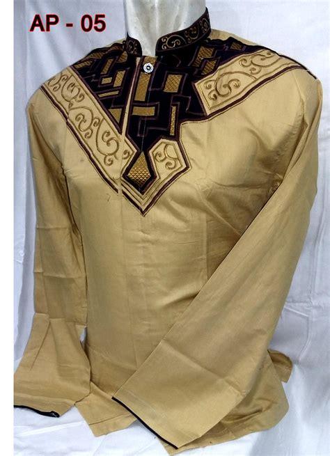 Model Baju Koko Panjang supplier baju muslim surabaya grosir pakaian muslimah