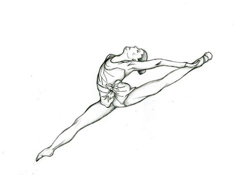 free coloring pages of kids gymnastics