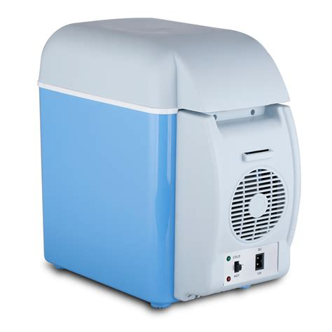 Freezer Mini Portable 7 5l 12v mini portable car freezer refrigerator warmer fridge box travel cing ebay
