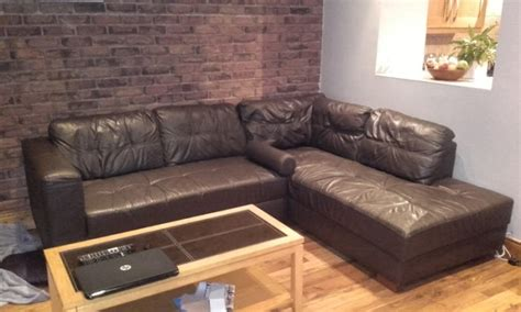 Cheap Leather Corner Sofas For Sale Leather Corner Sofa For Sale For Sale In Donnycarney