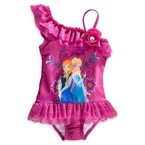 Swimwear Frozen Kode E and elsa swimsuit for frozen size 5 6 kaitlyn amanda mckinli