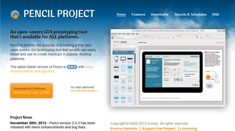 mockup design software open source 38 free and premium wireframe and mockup applications for