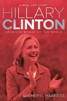 biography hillary clinton book hillary clinton book by cheryl harness official