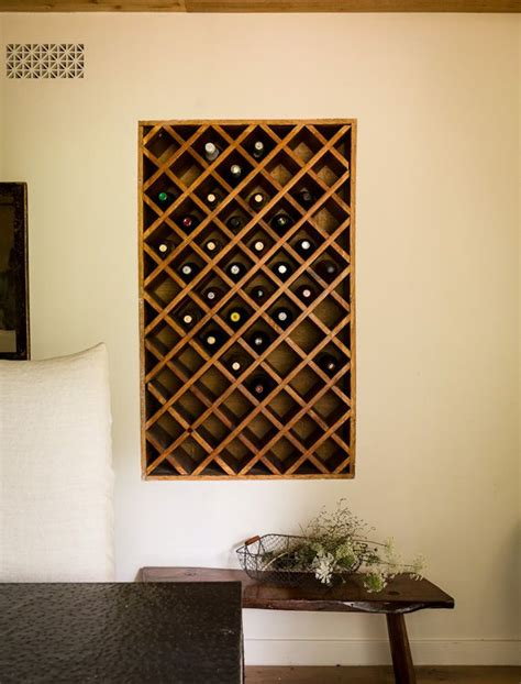 Pre Made Wine Racks by Top 25 Best Built In Wine Rack Ideas On