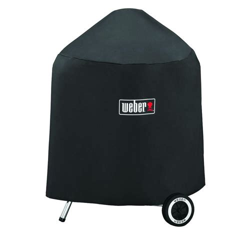 Weber Grill Cover by Weber Grill Cover With Storage Bag For 22 In Charcoal