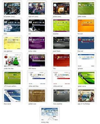 nokia e71 themes free download 100 nokia e71 themes symbian s60v3