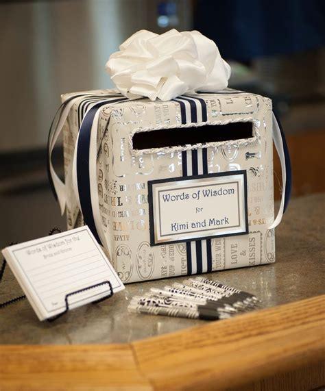 Wedding Advice Box by Pin By Eugenia Lavonne Jackson On Wedding Decor Ideas