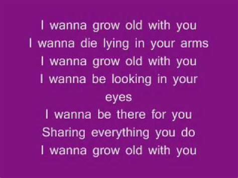 download mp3 free westlife i wanna grow old with you dj cammy i wanna grow old with you lyrics hq youtube