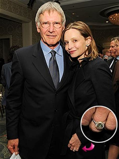 Harrison Ford And Calista Flockhart Are Engaged by Madesu Harrison Ford Calista Flockhart Wedding
