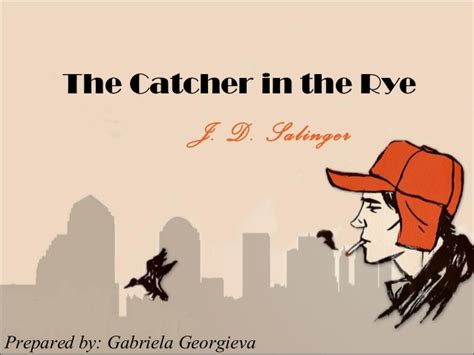 theme of falling in catcher in the rye the catcher in the rye