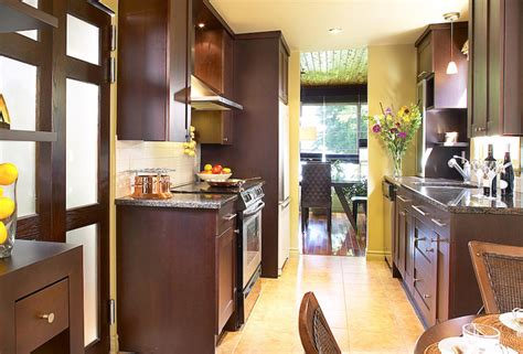 kitchen ideas for small kitchens galley what to do to maximize your galley kitchen remodel