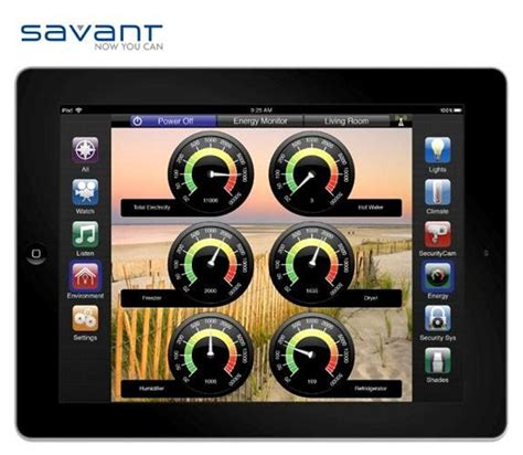 ces 2012 preview savant apple based home automation