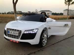 Baby Audi Electric Cars Audi
