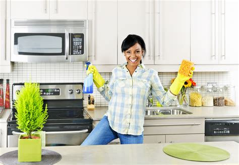 Cleaning Kitchen by 5 Tips For Kitchen Cleaning Organize Recipes With