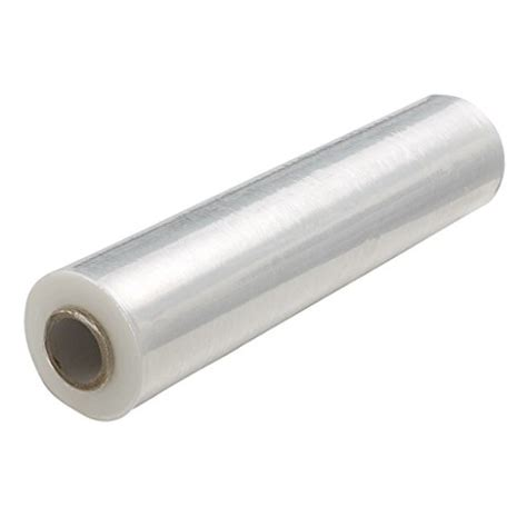 industrial strength 18 inch disposable totalpack shrink wrap stretch plastic wrap 2 pack industrial strength stretch wrap